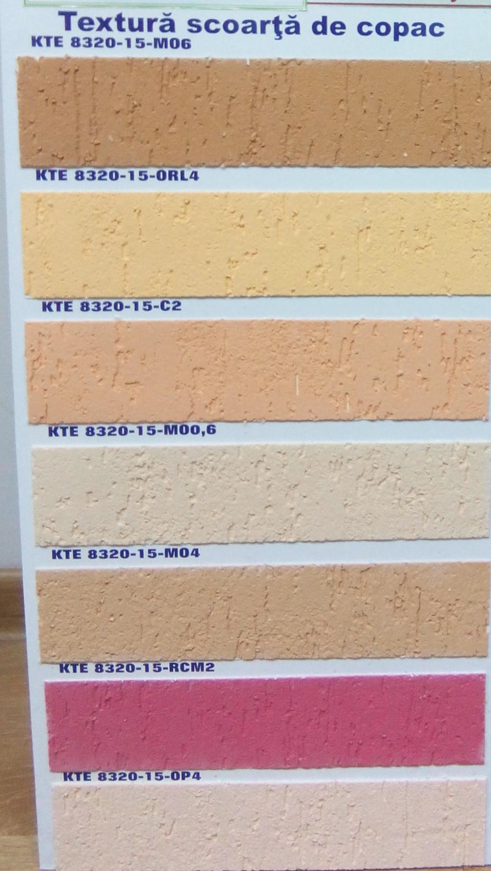 Culori De Tencuiala Decorativa.Kober Vopsele Tencuiala Cu Fibra De Carbon Scoarta De Copac
